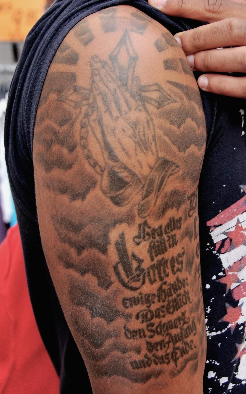 Bildergalerie Tattoos Und Ihre Bedeutung Südwest Presse Online