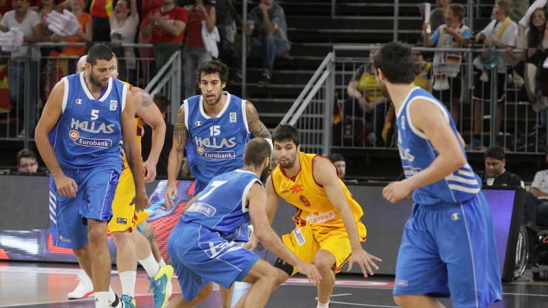 Griechenland Basketball