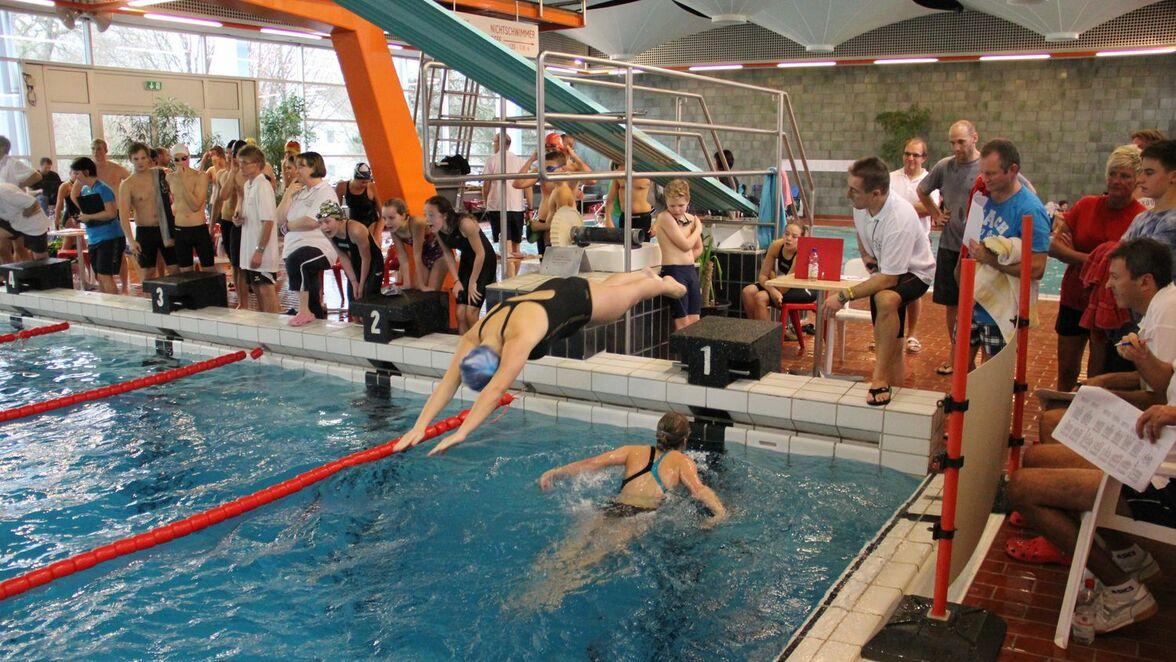 Tsv Crailsheim Schwimmen