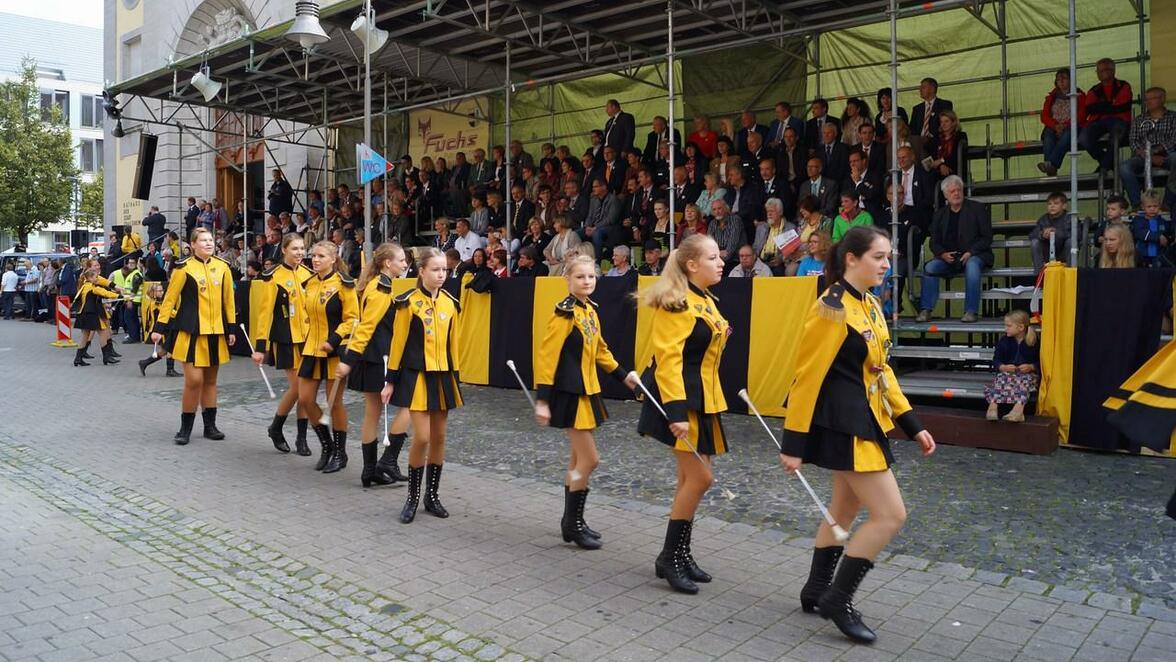 Volksfest Umzug