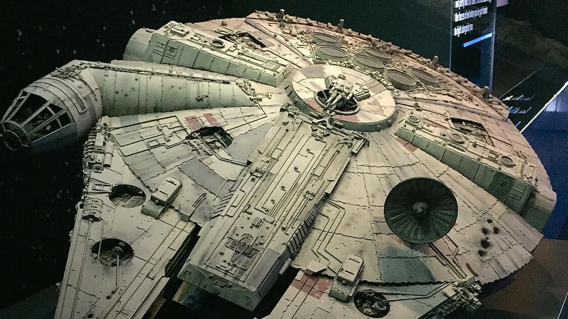Star Wars Ausstellung Köln 2021 Tickets