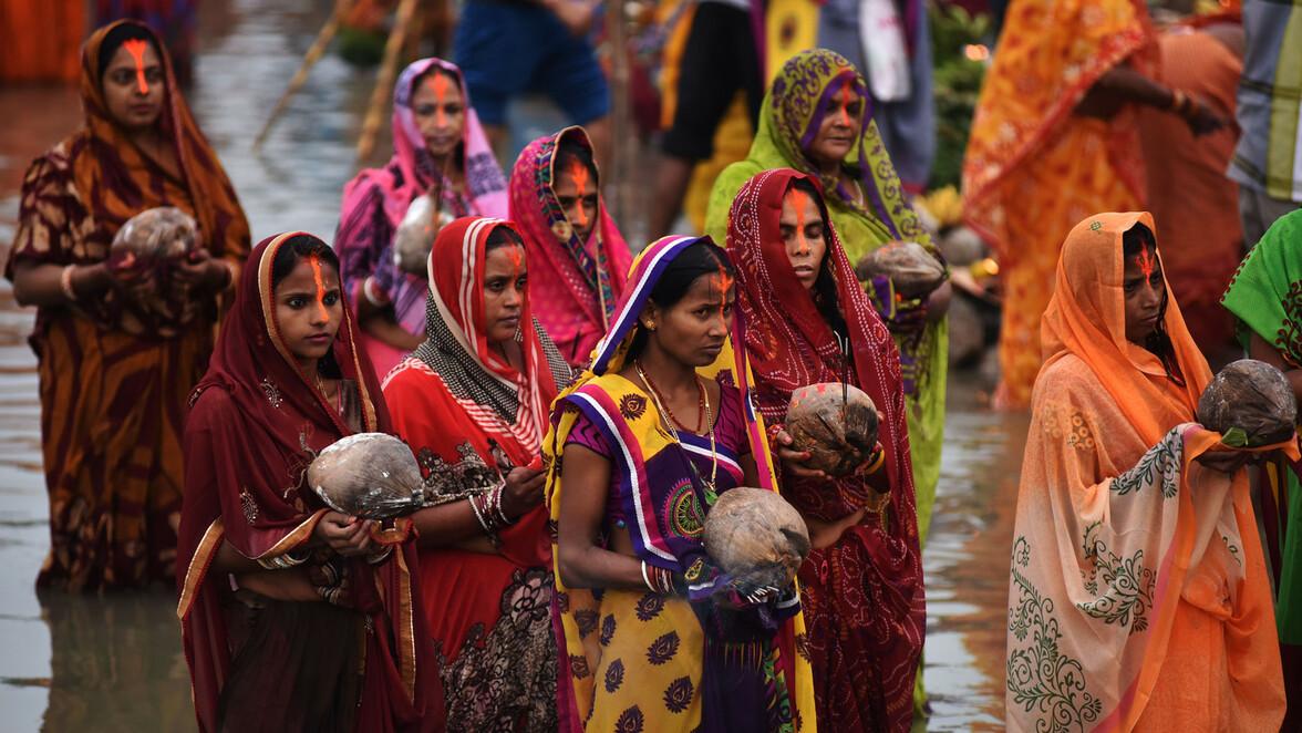 Nepal Opferfest