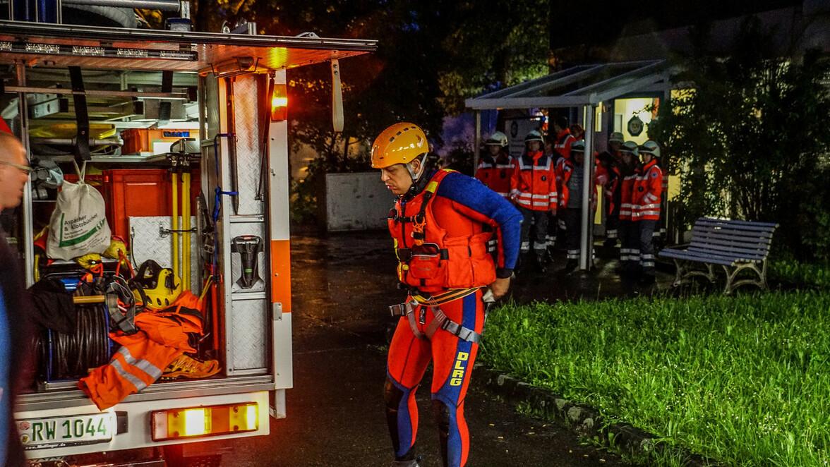 Feuerwehrmann Schwäbisch Gmünd