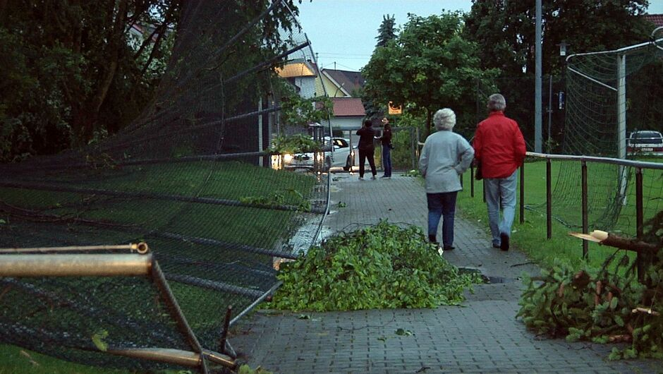 Tornado Bad Waldsee