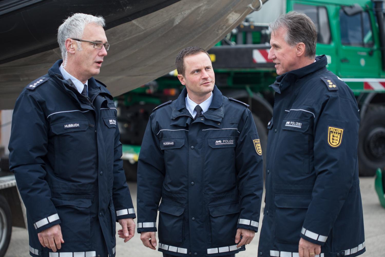 Bereitschaftspolizei Bruchsal