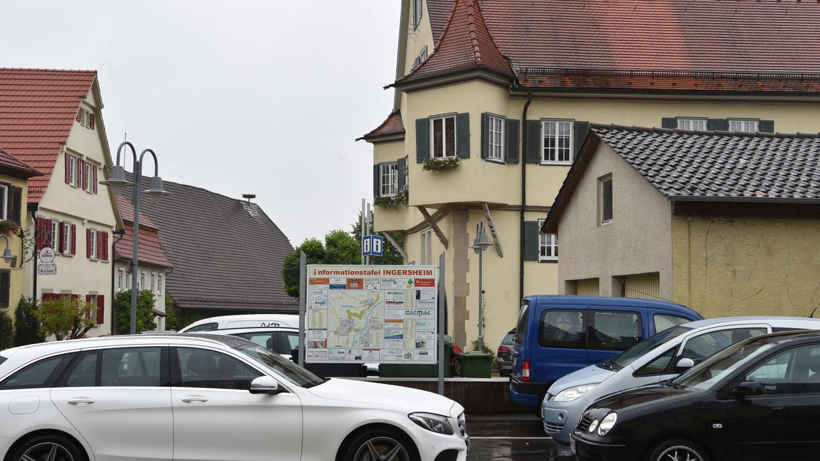 Ingersheim: Stromtankstelle am Alten Rathaus? | Südwest ...