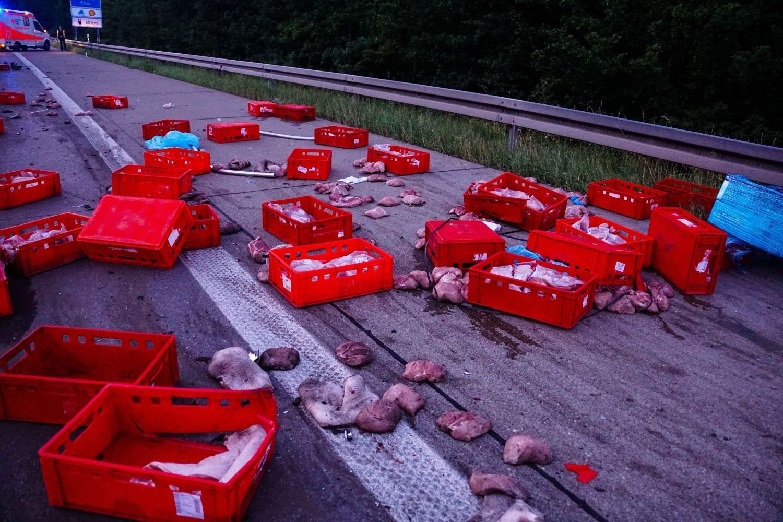 Unfall Drei Verletzte Nach Unfall Auf A8 S 252 Dwest Presse
