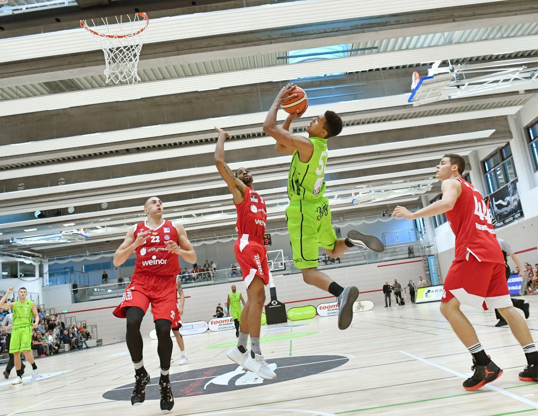 Basketball Pro A: Basketball Pro A: Steeples wollen im Heimspiel ...