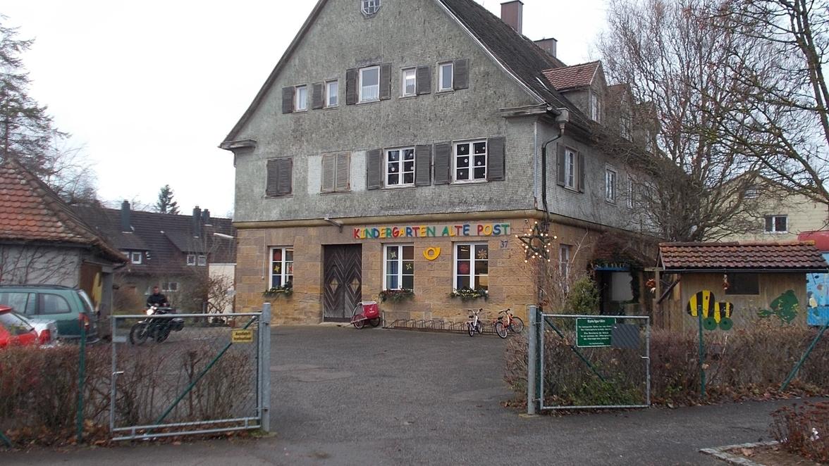 Post Gerabronn
