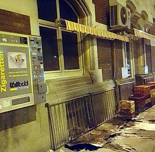 Nächtlicher Brandanschlag auf Haus mit türkischem Gemüseladen und Moschee in Ulm