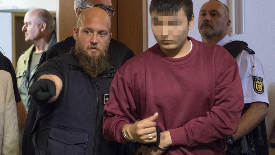 Hussein K. bekommt lebenslänglich für Mord an Studentin