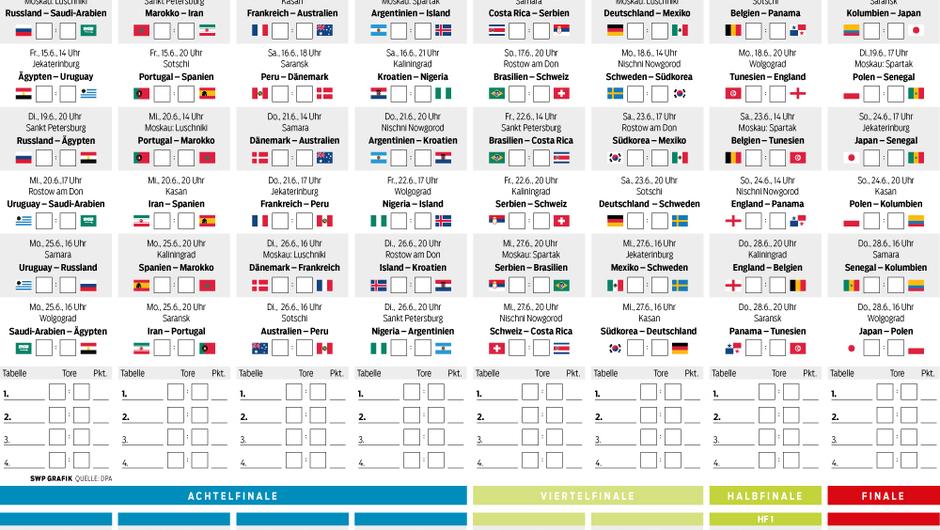 Fußball Plan 2019