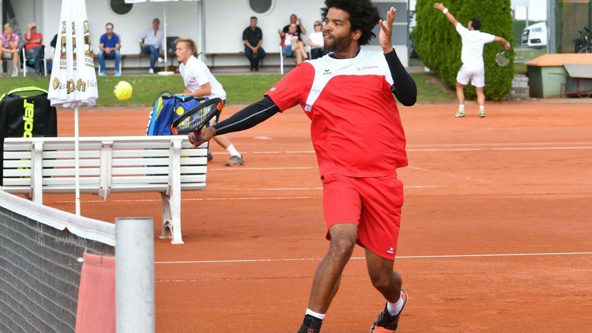 Tennis Einstand