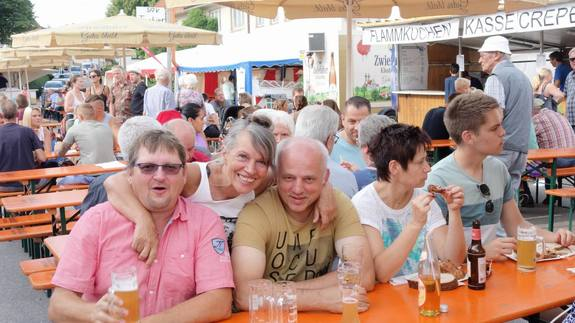 Kandelfest in Grabenstetten