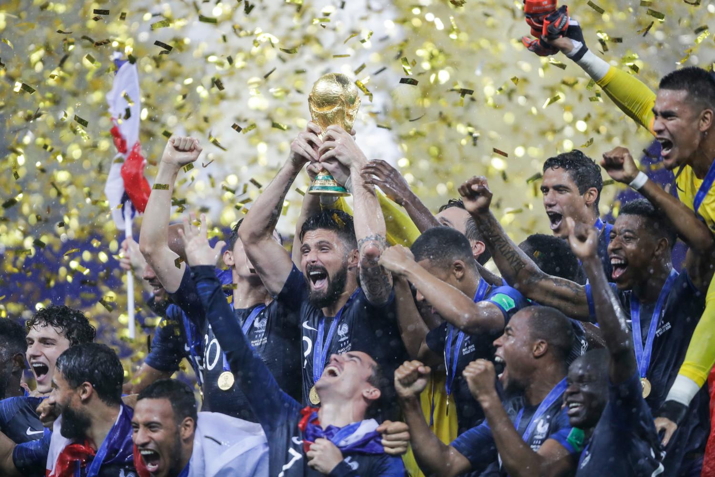 Weltmeister Frankreich