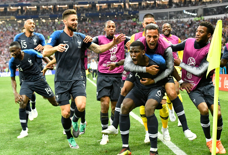 Frankreich Fussball