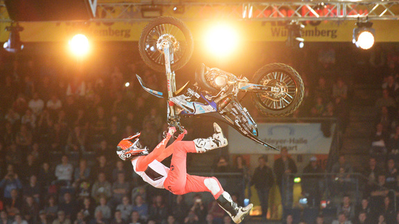 36. ADAC Supercross in Stuttgart