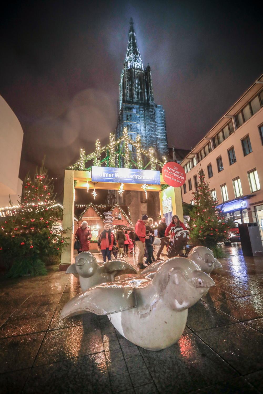 Ulm Weihnachtsmarkt.Bildergalerie Ulmer Weihnachtsmarkt Ist Eröffnet Südwest Presse