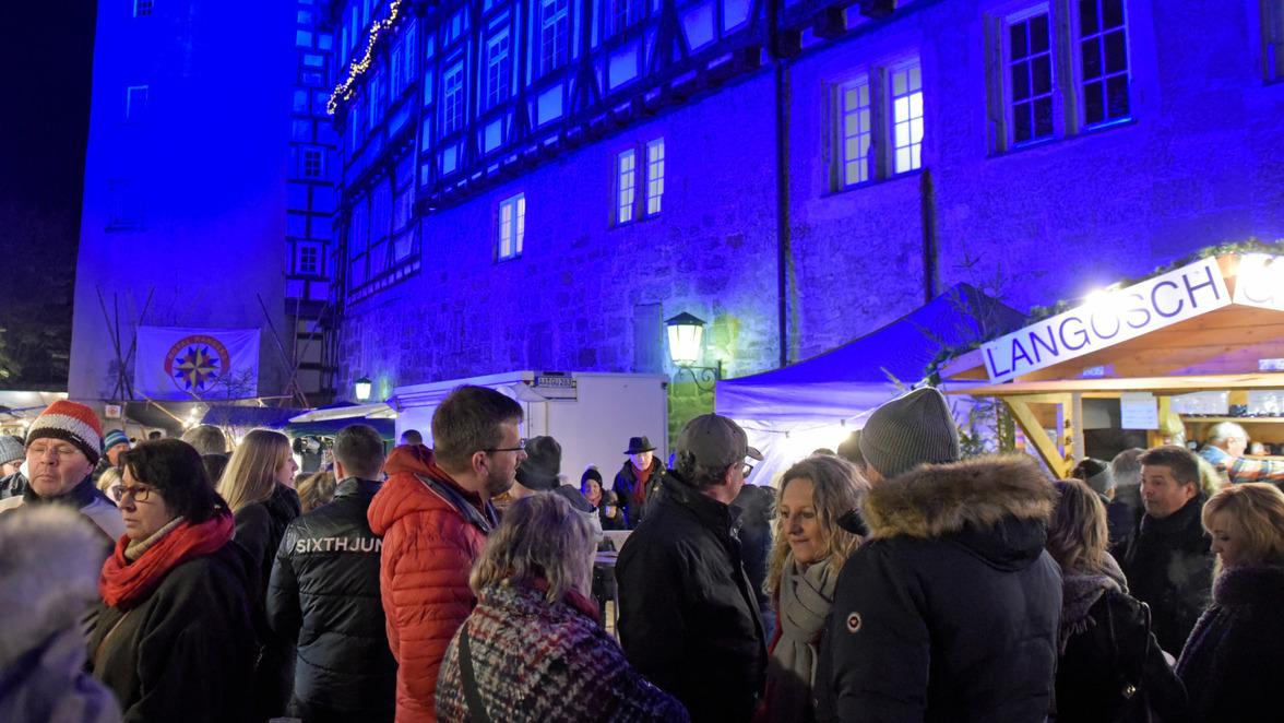 Standgebühr Weihnachtsmarkt Stuttgart.Gaildorf Gaildorf Hatte Noch Nie Einen So Schönen Weihnachtsmarkt