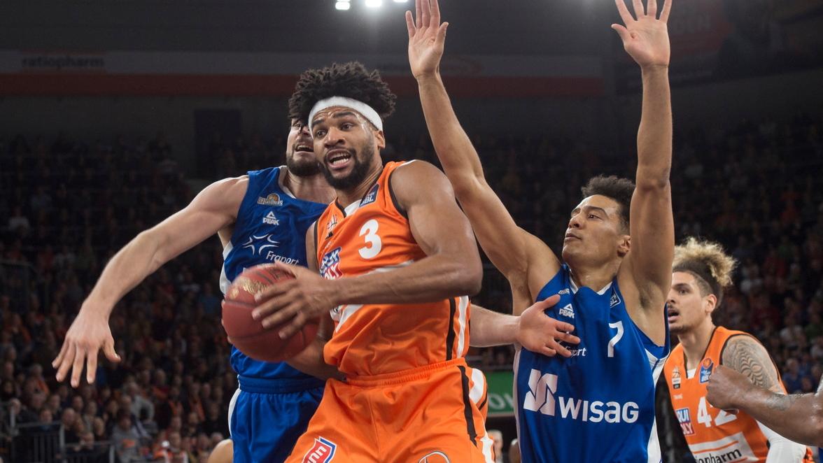 Ulm Frankfurt Basketball