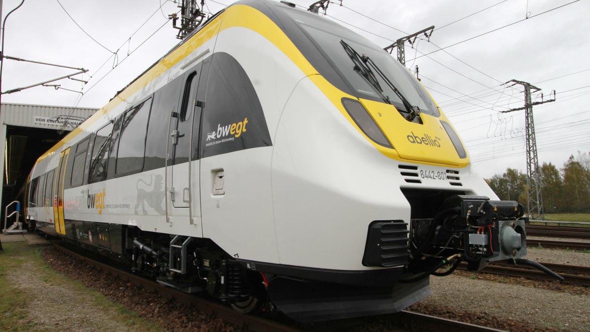 Kreis Ludwigsburg Ab Juni Fahren 52 Neue Züge Durch Den