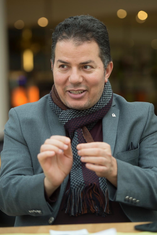 Islamkritiker Abdel
