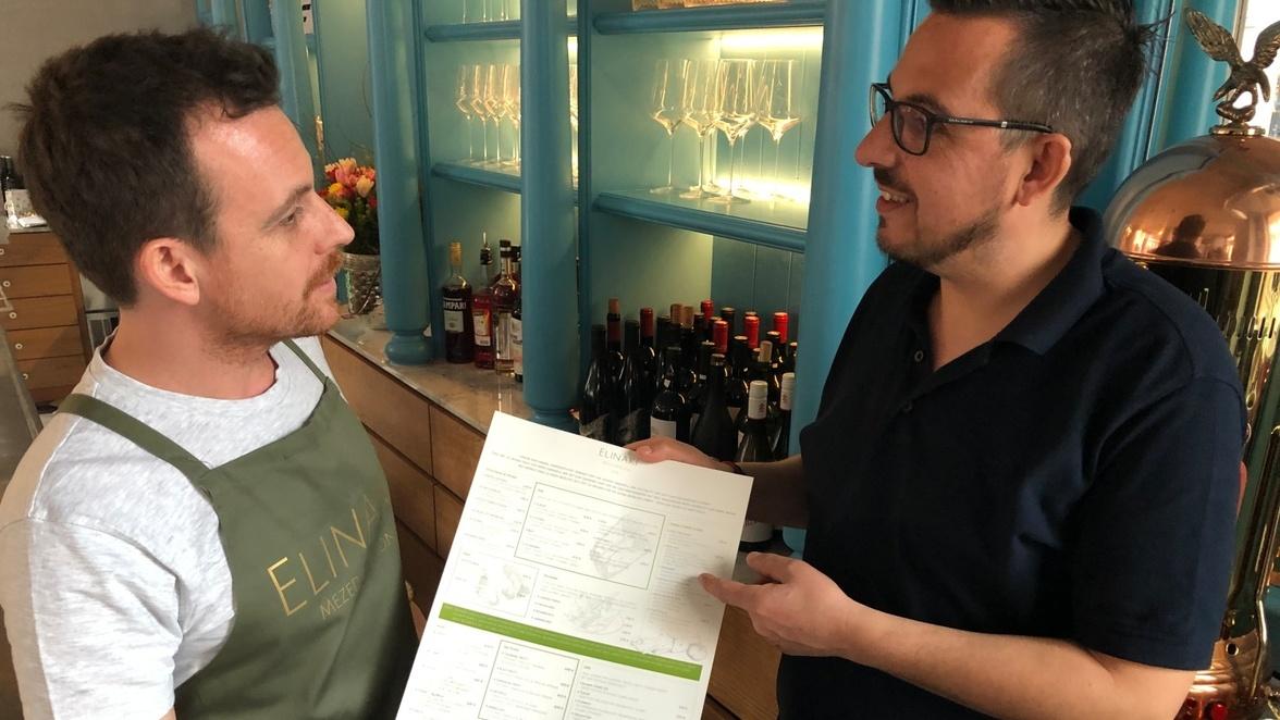 Neues Lokal In Herrenkellergasse Ulm Griechisches Restaurant
