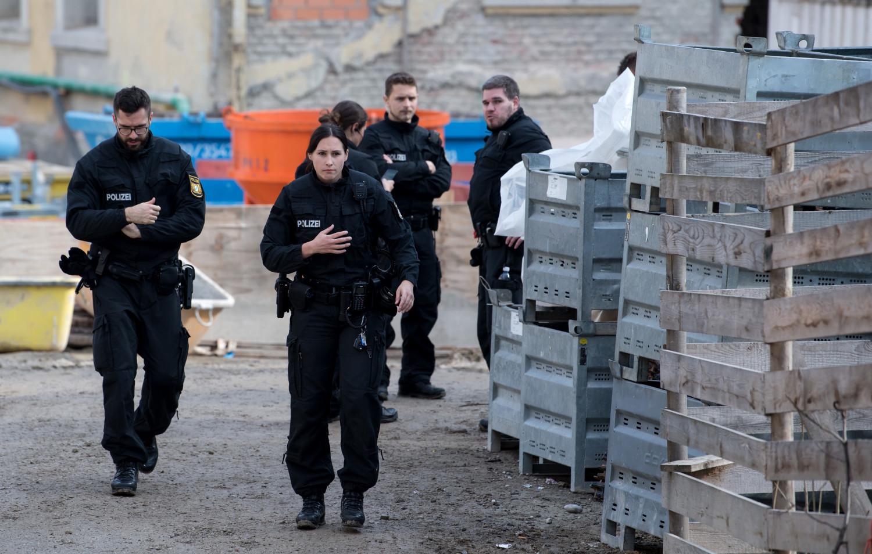 Presse Polizei München