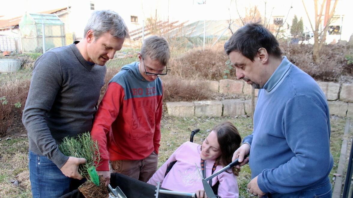 Neuffen Wohngemeinschaft Für Menschen Mit Handicaps Südwest