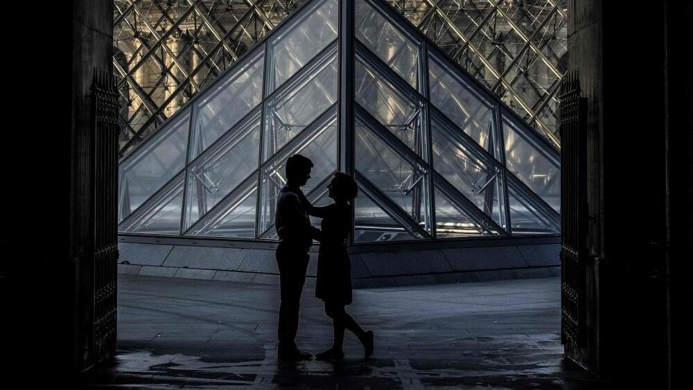 Verlosung: Airbnb verlost eine Nacht unter der Glaspyramide