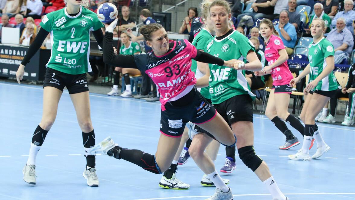 Damen Handball Bundesliga