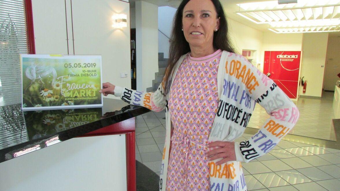 Dieses Wochenende: Frauenmarkt in Bad Aibling
