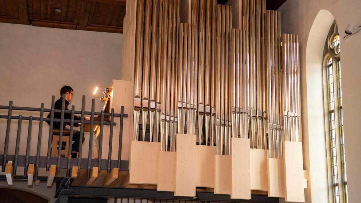 best deals on sold worldwide super popular Gemmrigheim: Ganz bezahlt ist die Orgel noch nicht   Südwest ...