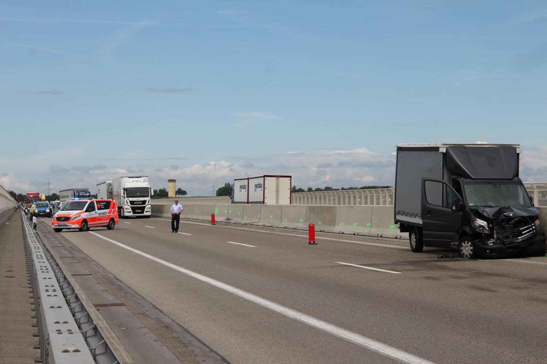 Verkehr A6