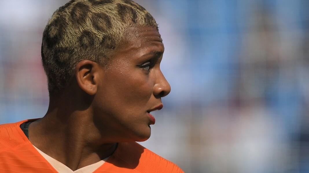 Frauen Wm 2019 Rapinoe Tragt Pink Van De Sanden Leoparden Muster