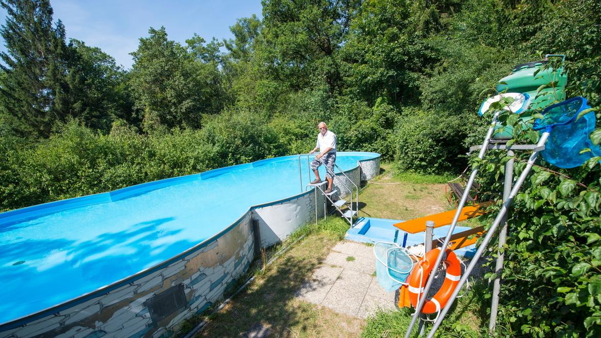 Schwimmbad nacktbaden Homepage von