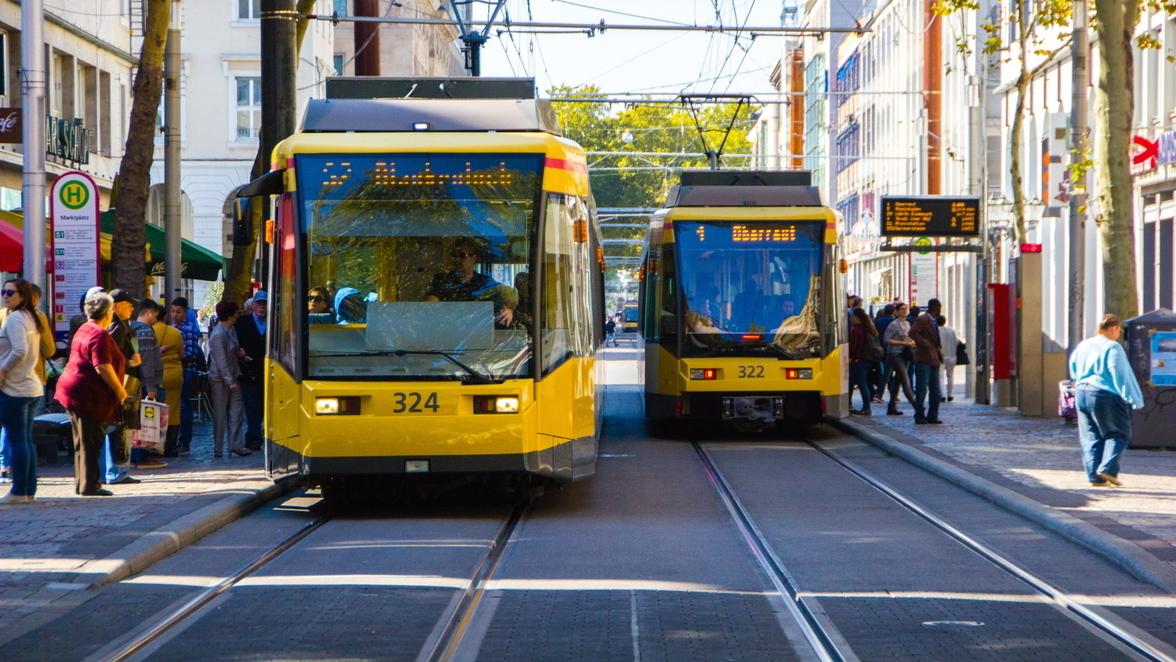 Karlsruhe öffentlicher Nahverkehr