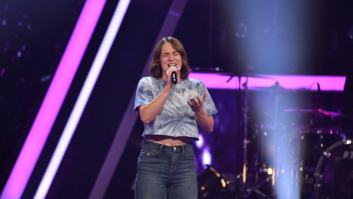 Marita Hintz The Voice Of Germany