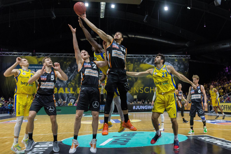 Basketball Löwen Braunschweig Tickets