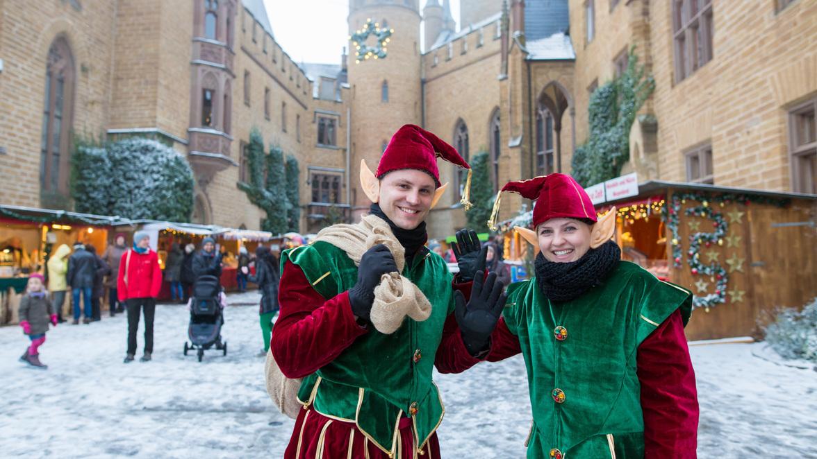 Koniglicher Weihnachtsmarkt Auf Burg Hohenzollern Wie Gewohnt Aber Auch Mit Kleiner Neuerung Sudwest Presse Online