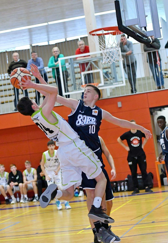 Ehingen Basketball
