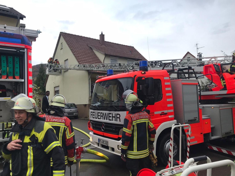 Feuer in Dettingen: Falsches Geschirr verwendet - SWP
