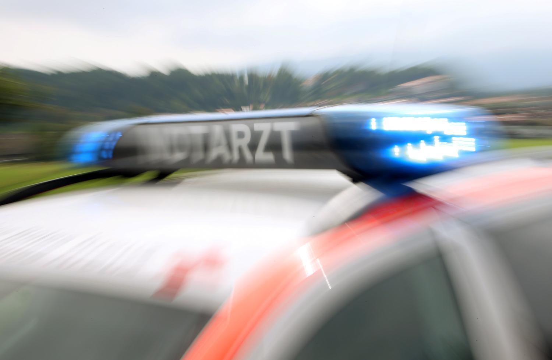Unfall in Gerstetten: Vorfahrt missachtet: Vierjähriges Kind schwer verletzt - SWP