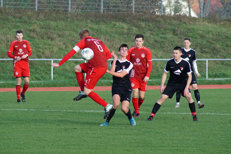 TSV Ilshofen II gegen TSV Dünsbach: Bezirksliga-Derby endet torlos - SWP