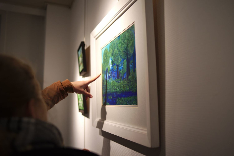 Frankreich ehrt Haigerloch: Hommage an den großartigen Künstler Karl Hurm - SWP