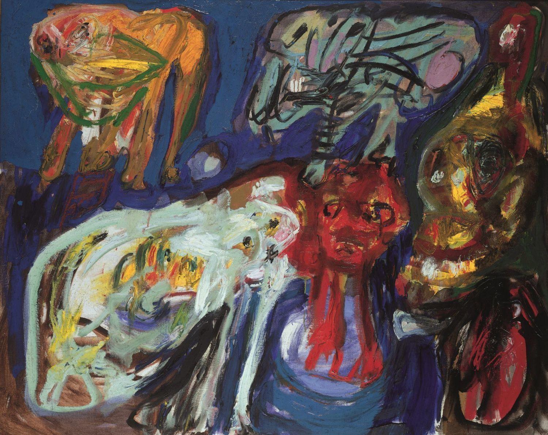 Kunstmuseum Ravensburg: Ausstellung zwischen Traum und Thriller - SWP