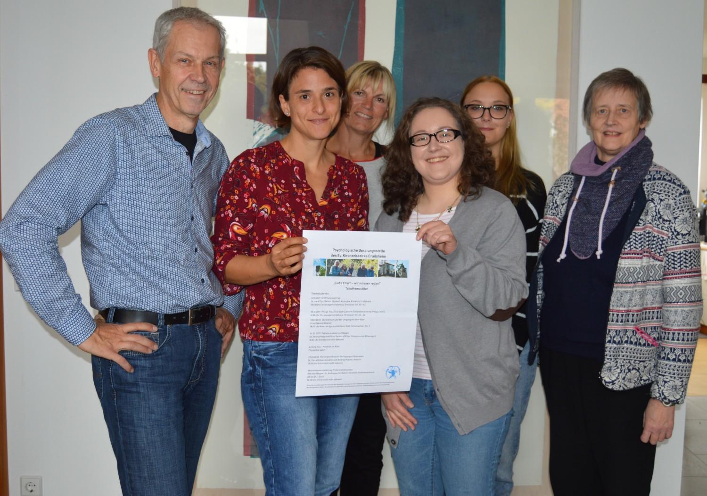 Psychologische Beratungsstelle Crailsheim: Tabuthema Alter: Vortragsreihe soll Dialog der Generationen anstoßen - SWP