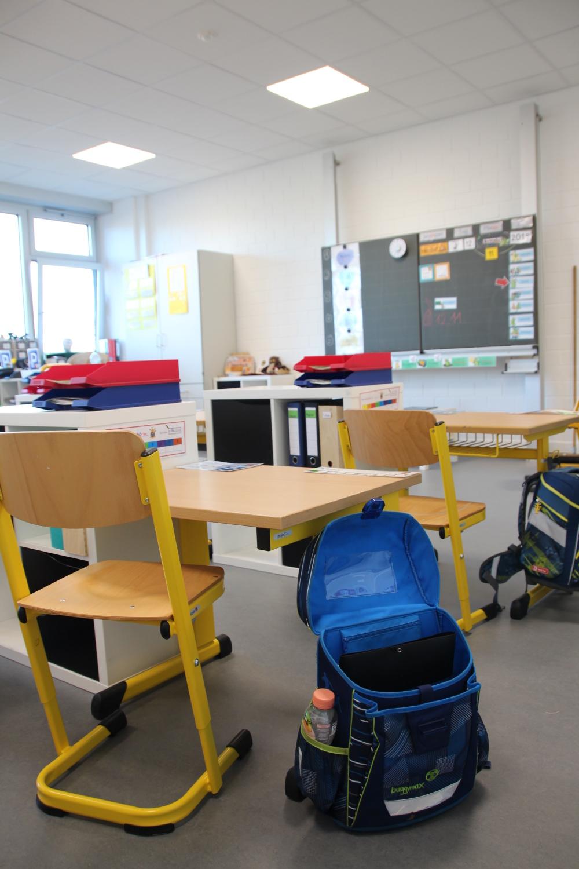 Käthe-Kollwitz-Schule Crailsheim: Erneuertes Gebäude bereitet Schülern viel Freude - SWP