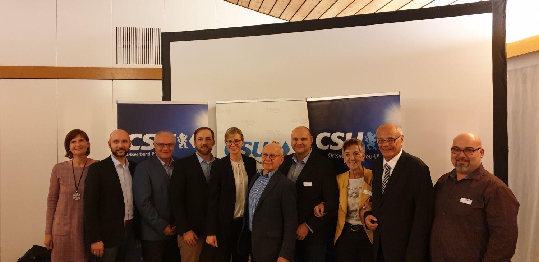 Neu-Ulm: CSU will zwei Städträte mehr erringen - SWP