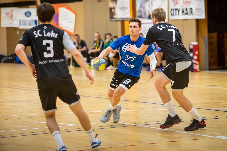 Handball: TSG Ehingen gegen TSV Bad Saulgau II: Duell im Mittelfeld der Tabelle - SWP